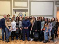 Посещение СПб А СК РФ студентами Политеха