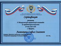 Сертификат_Ламыкина С.О.