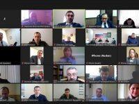 Участники семинара онлайн